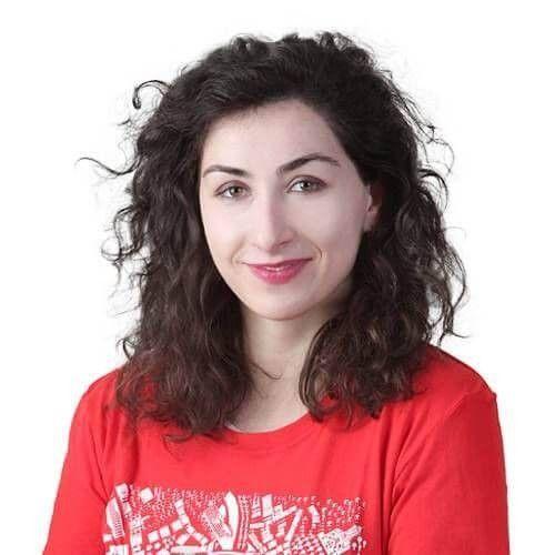 ANNA SHARVADZE