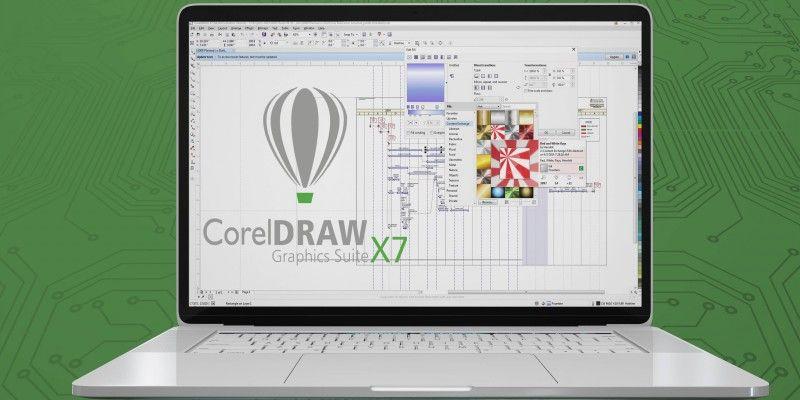 გრაფიკული პროგრამა CorelDRAW X7-ის ტრეინინგი
