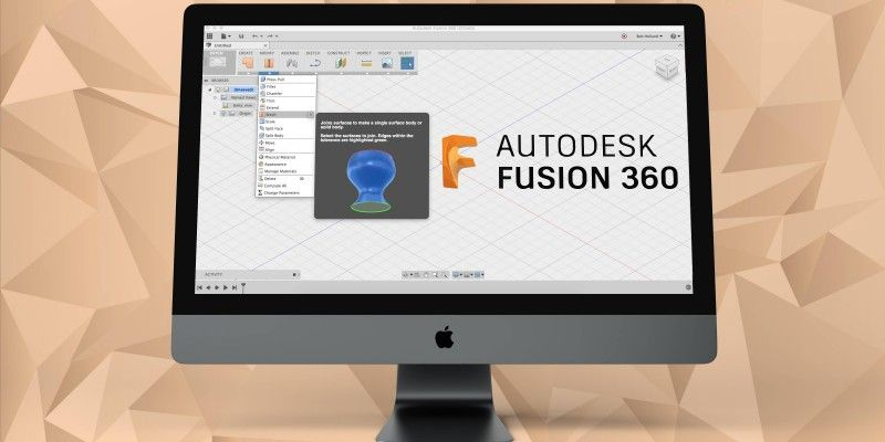 Training in FUSION 360