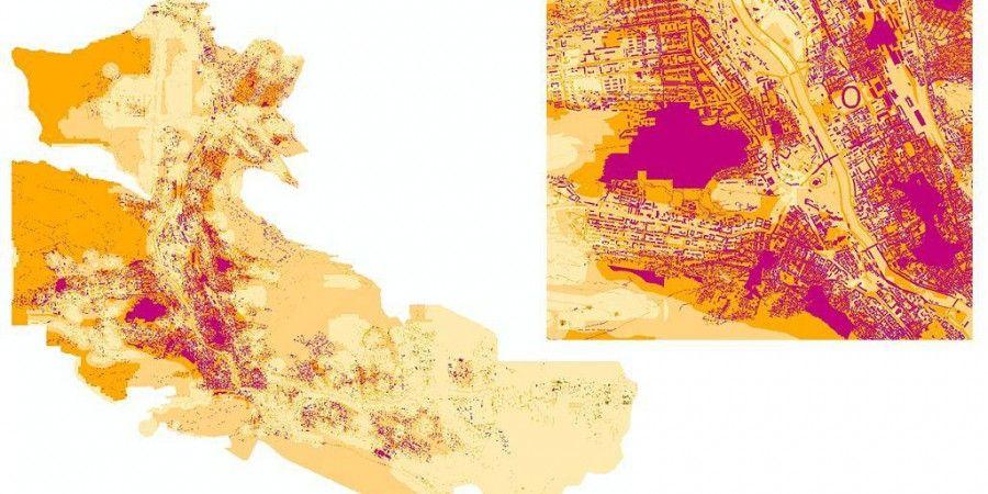 ქალაქ თბილისი სცენარი (მიწისძვრის საშიშროებისა და რისკის შეფასება)