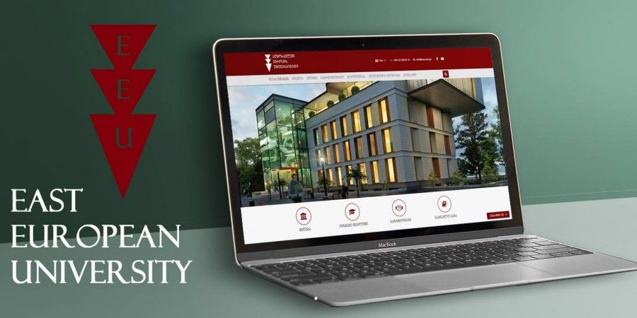 Official Logo&Website redesign and modification of Eastern European Teaching University