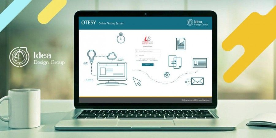Implementation of the Online Testing System (OTESY)