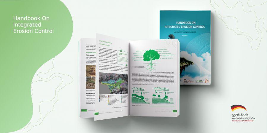 Creation the Handbook Design for GIZ