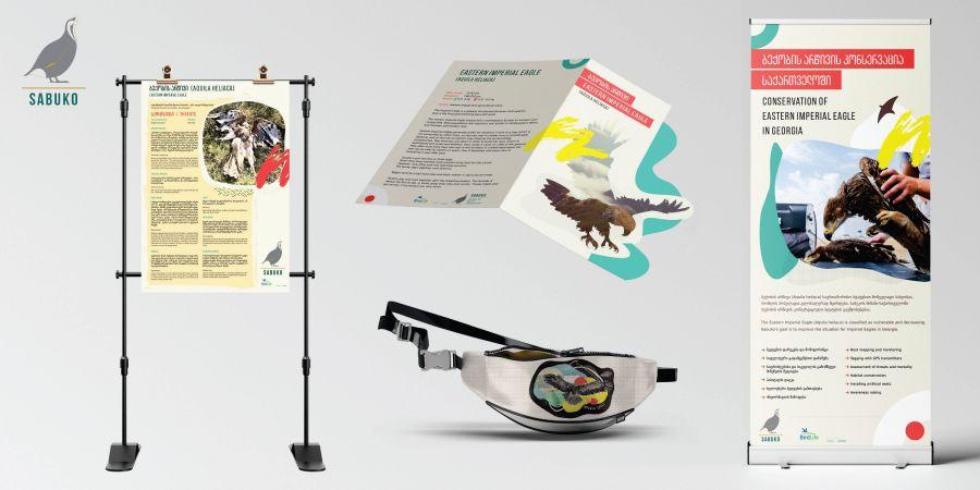 Design Of Promo Materials For Sabuko