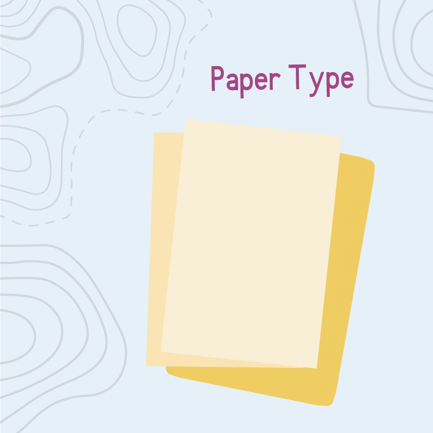 Type of Paper